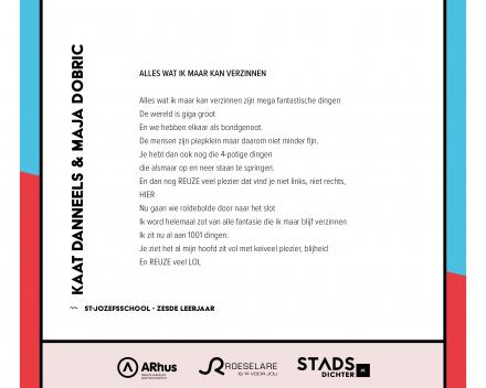 Kaat Danneels & Maja Dobric - Alles wat ik maar kan verzinnen