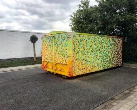 Container Lorkenstraat