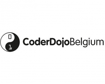 Logo Coderdojo Belgium