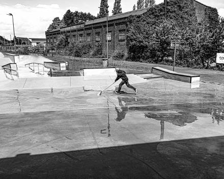 Nel Samoy @ Trax Skatepark