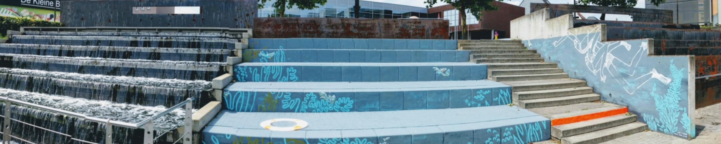 Kunstige trappen
