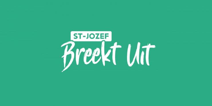 St-Jozef breekt uit