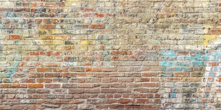 Graffiti muur Trax