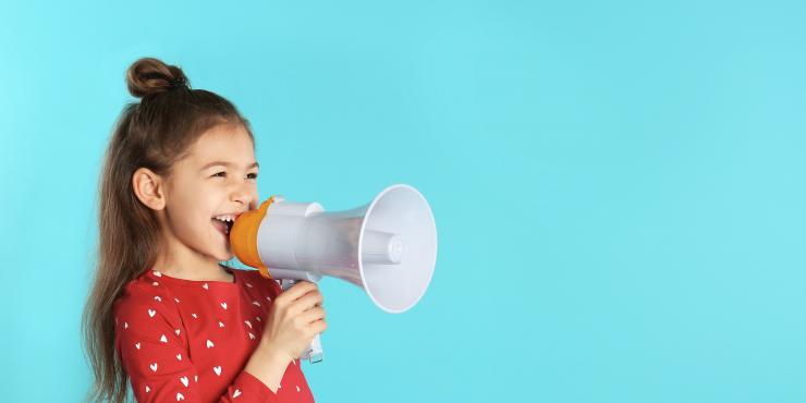 Kinderen en jongeren hebben een stem