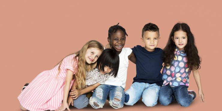 Kinderen en jongeren tellen allemaal mee